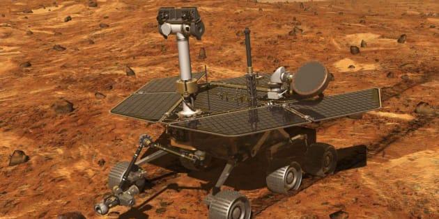La Nasa se prépare à dire adieu à son rover martien Opportunity