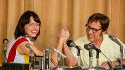 Emma Stone y Steve Carrell vuelven a juntarse en 'La batalla de los