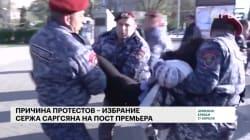 L'ex-président d'Arménie tente une ruse à la Poutine, les Arméniens descendent dans la
