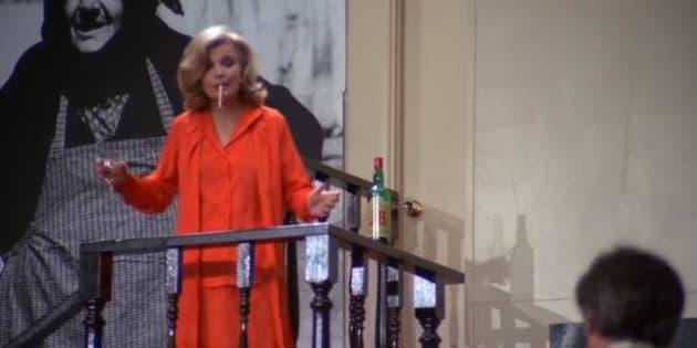 Fotograma de 'Noche de estreno' (John Cassavetes, 1977)