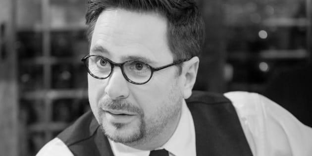 Stéphane E. Roy lançait à l'automne la web-sérieGarçon!