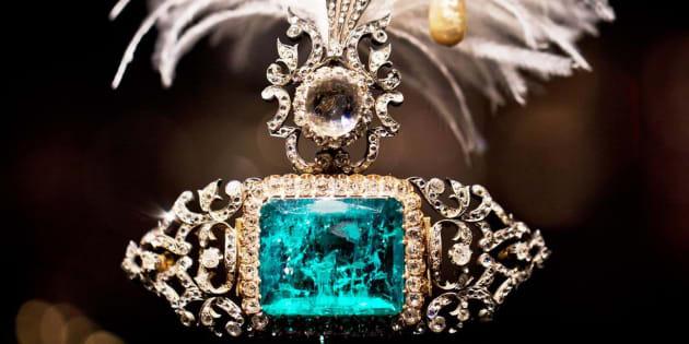 Una de las piezas de la colección que ha sufrido el robo en Venecia; por el momento no ha trascendido qué piezas en concreto han sido sustraídas.