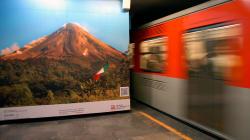 ¿En serio la foto de un paisaje puede prevenir suicidios en el Metro