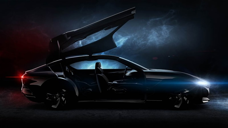 Gull-wing doors seem to be  in  among the great automotive design houses. Were they ever  out  though? In addition to GFG Styleu0027s futuristic sedan ... & Pininfarina HK GT concept coming to Geneva with gull-wing doors ...