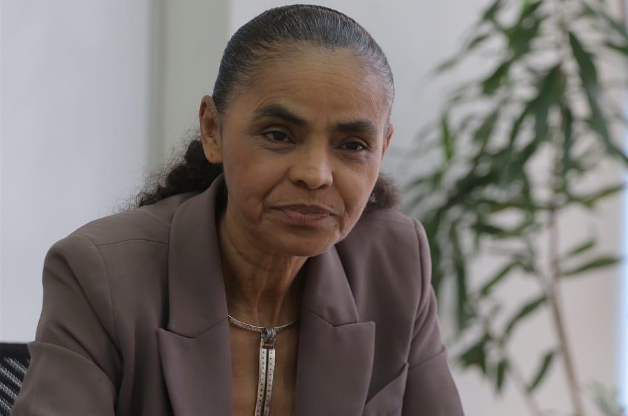 Marina Silva recebeu HuffPost Brasil na sede da Rede Sustentabilidade, em Brasília.
