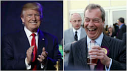 Donald Trump Says Nigel Farage Would Make 'Great' Ambassador To The