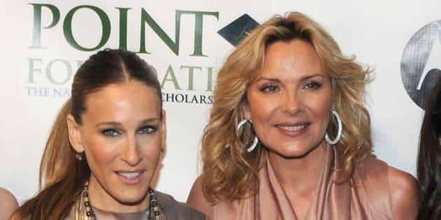Kim Cattrall furieuse contre Sarah Jessica Parker :