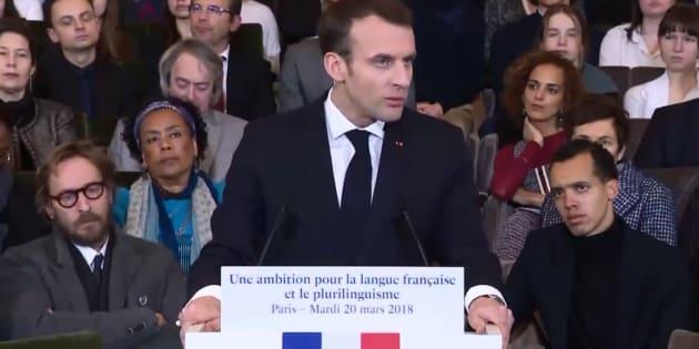 Macron veut de doubler le nombre d'élèves dans les lycées Français à l'étranger