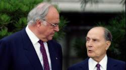 BLOG - Pourquoi la relation Kohl-Mitterrand symbolise parfaitement l'amitié