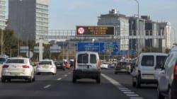 Los vehículos sin etiqueta ambiental no podrán circular el miércoles por la M-30 ni por el centro de