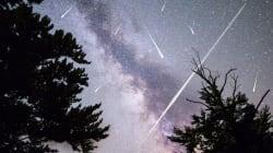 La lluvia de estrellas más intensa del año será este jueves y viernes, ¿dónde