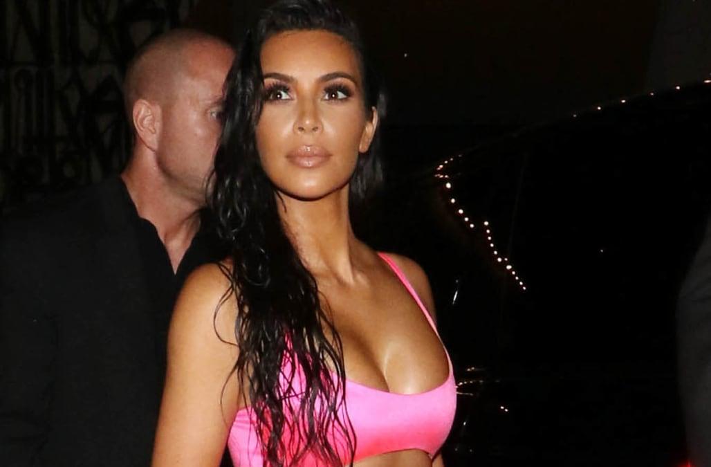 Kim Kardashian looks nearly unrecognizable in new selfie