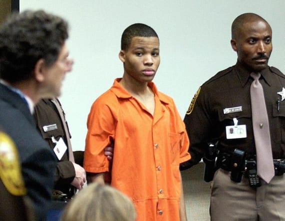 Supreme Court dismisses 'D.C. Sniper' case