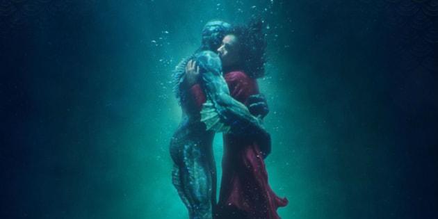 """""""A Forma da Água"""", de Guillermo del Toro, foi grande vencedor do Oscar."""
