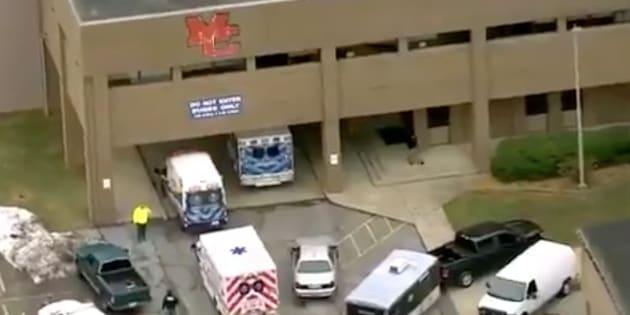 Une fusillade fait deux morts dans un lycée du Kentucky.