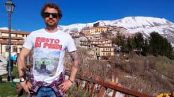 Una T-shirt per la ricostruzione di Castelluccio di
