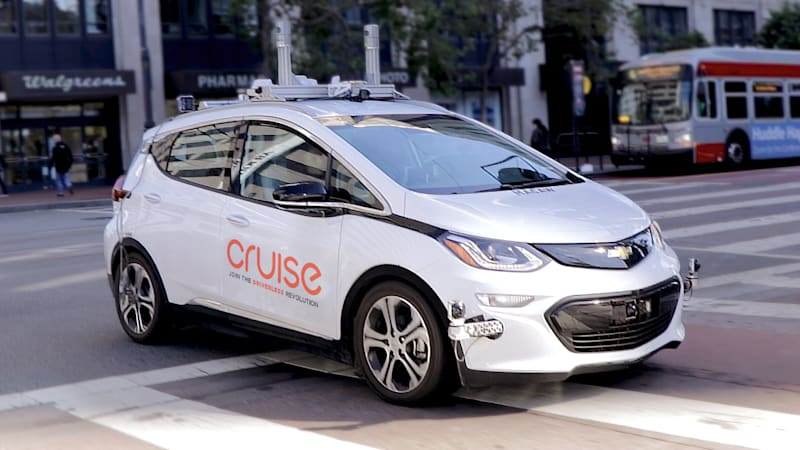 This Self Driving Chevy Bolt Ev Is Ready For Mass Production Ceo