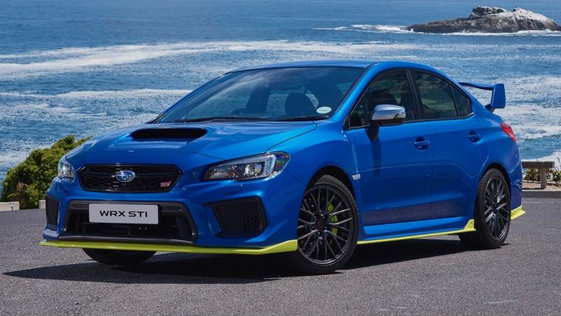 Subaru Wrx Sti 0-60 >> Most Powerful Subaru Wrx Sti Is From South Africa Autoblog