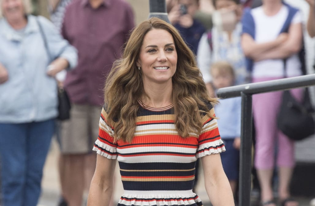 Whoa, Kate Middleton asked friends to stop calling her Kate right before Prince William proposed - AOL