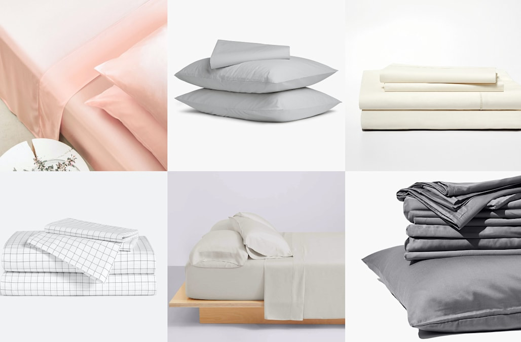 Best Cooling Sheets 2021 I've tried dozens of sheet sets, and these are the best cooling