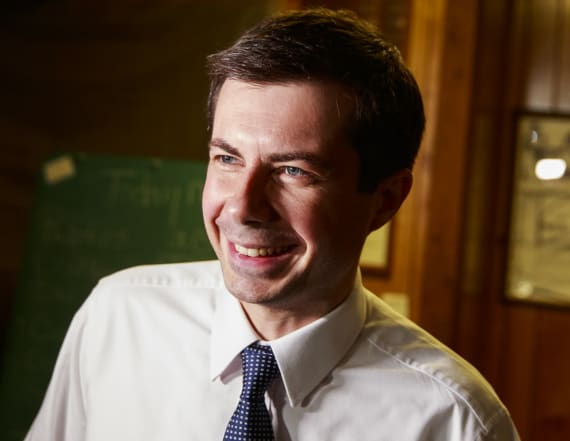 Pete Buttigieg says Trump 'deserves impeachment'