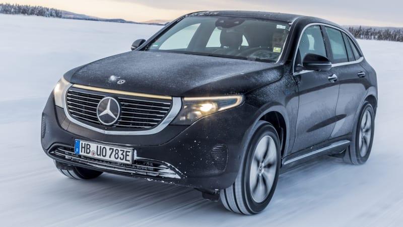 2021 Mercedes-Benz EQC First Ride