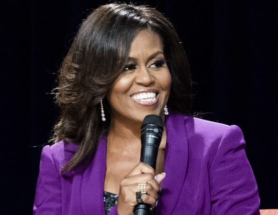 Michelle Obama is 'most admired' woman in the world