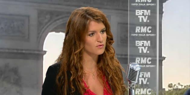 Marlène Schiappa sur BFMTV mardi 8 mai.