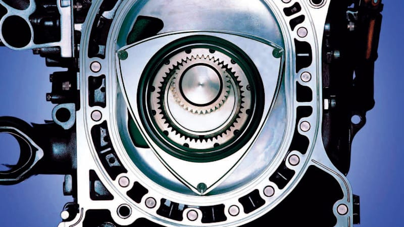 Mazda's rotary engine may live on as a range extender (UPDATE)