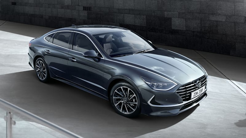 Hyundai Sonata Parts >> 2020 Hyundai Sonata 1 6 Turbo N Performance Parts To Debut In Seoul