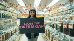 Qué es el 'Dream Gap' de las niñas y cómo acabar con