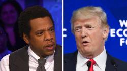 Trump n'a pas apprécié cette critique de Jay-Z sur son traitement de la communauté