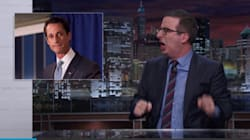 John Oliver: The Election Is Now About Anthony Weiner's