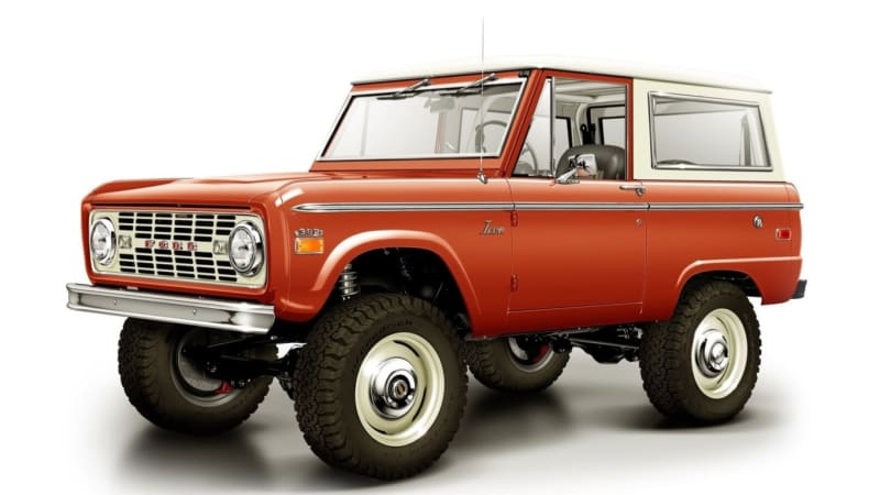 It Will For Hundreds Of Thousands Dollars Continue Reading Ford Bronco