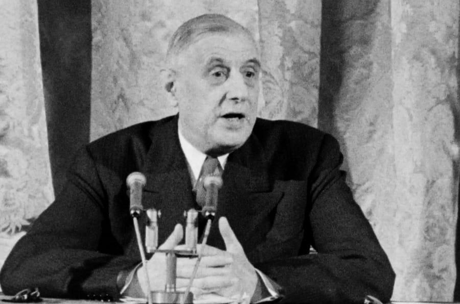 Le Général de Gaulle, président préféré des Français (et de loin) - SONDAGE EXCLUSIF.