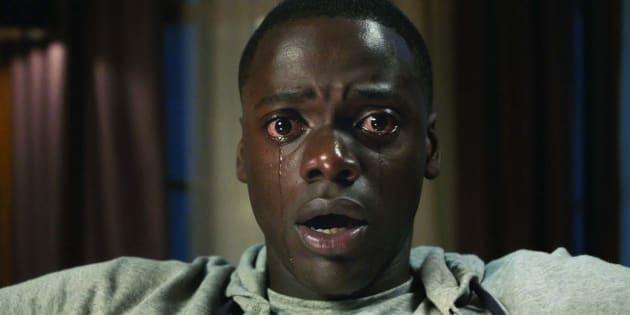 """Daniel Kaluuya interprète le personnage principal de """"Get Out"""", le jeune Chris."""