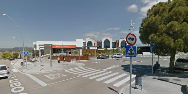 El hospital donde atendieron al joven.