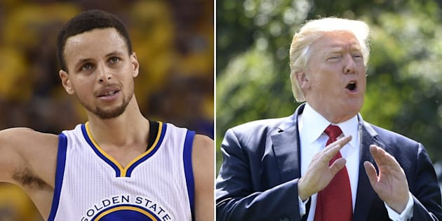 """Curry, you are fired!"""