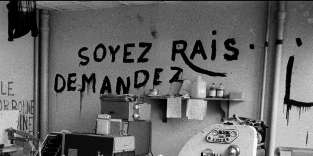 10 slogans de Mai 68 à utiliser aujourd'hui.