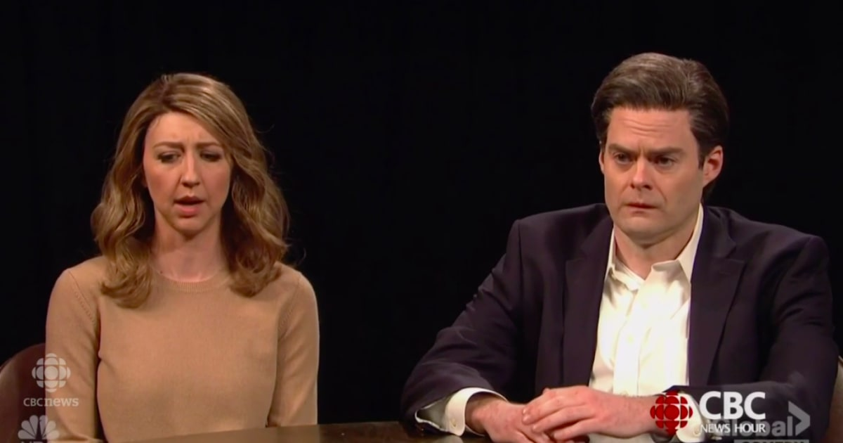 ?SNL? Finds Funny Side Of #MeToo With A Little Canadian Politeness