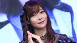 指原莉乃、HKT48卒業を発表