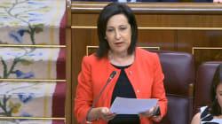 Margarita Robles se enzarza con Rajoy a cuenta de la amnistía