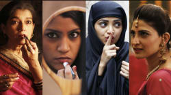 Prince Of Wales Museum Drops 'Lipstick Under My Burkha' Screening Because Of Its Sexual