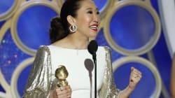 Sandra Oh, reine des Golden Globes