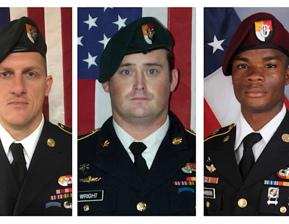 Niger ambush came after 'intelligence failure'