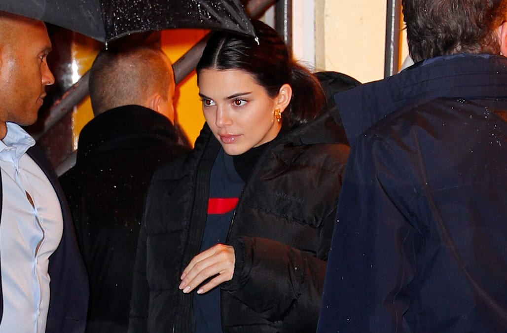 kendall jenner dating now