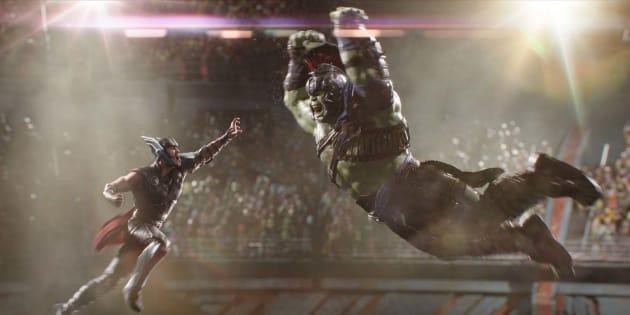 Le réalisateur de Thor : Ragnarok a (enfin) donné la parole à Hulk dans un Marvel