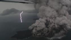 Le volcan Anak Krakatoa, instable, menace l'Indonésie d'un nouveau
