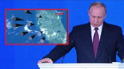 Poutine bombarde les États-Unis dans son discours au