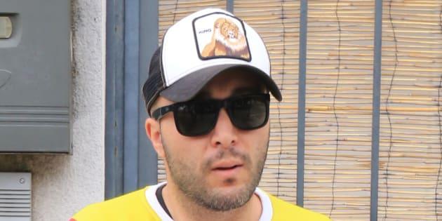 Francisco Rivera Pantoja por las calles de Sevilla 26/05/2018